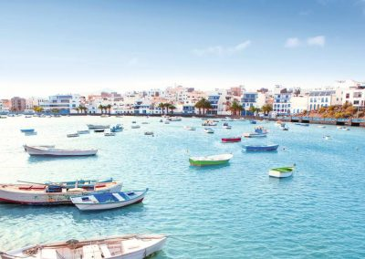 Lanzarote – 30 April – €393 pp incl flights & 7 Nts Accommodation