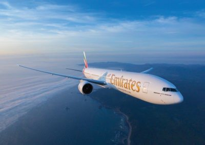 May is Emirates Month at Keller Travel – Pay Deposit Only