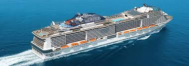 MSC Newest Ship Grandiosa