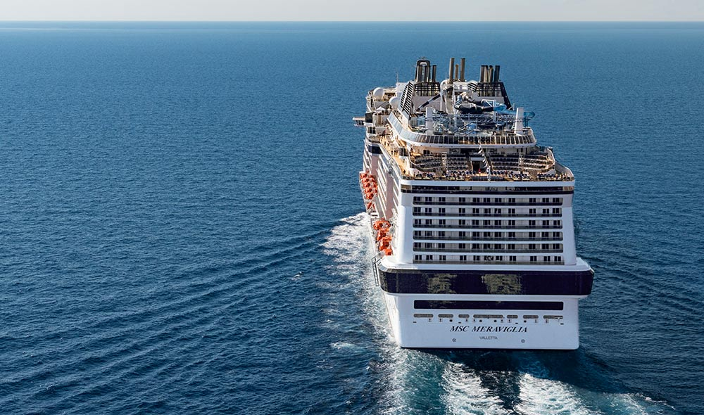 Mexico & Ocean Cay Marine – MSC Meraviglia