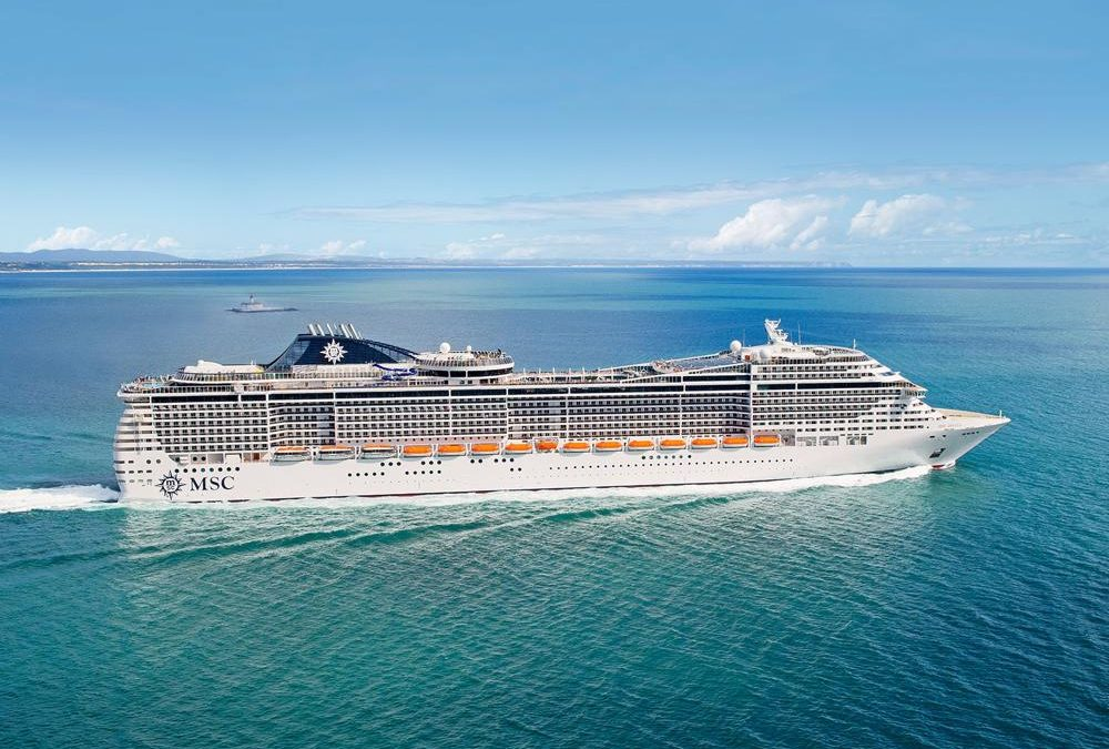 Mexico & Ocean Cay – MSC DIVINA